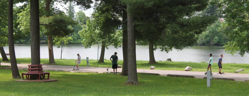 Fun Day at Memorial Park